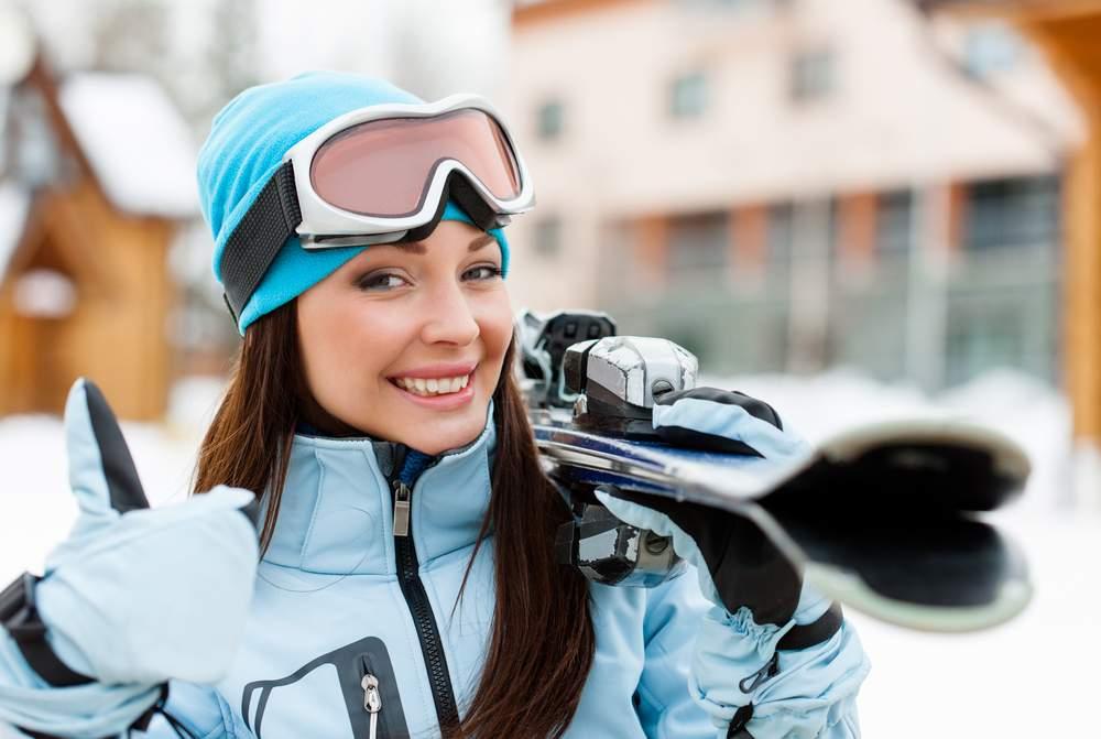 ski- snowbird