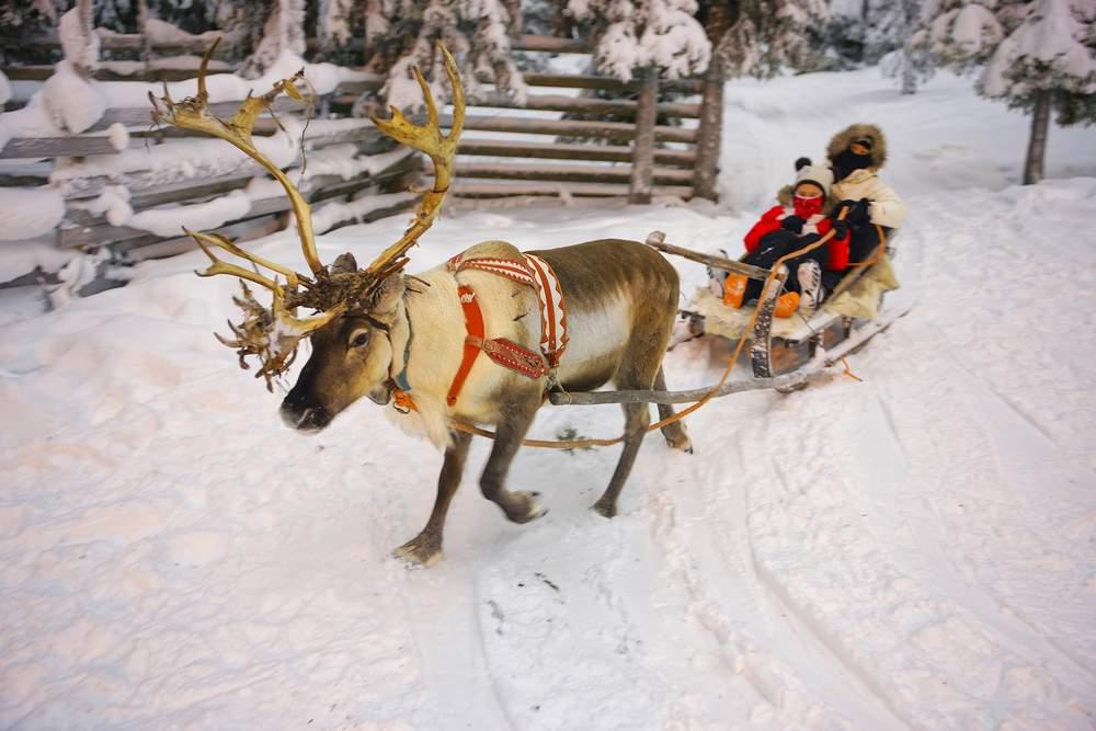 xmas finland