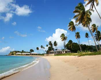 Callaloo Beach, Antigua