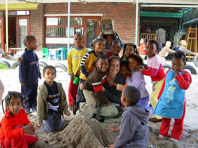 Volunteering in Cape Town