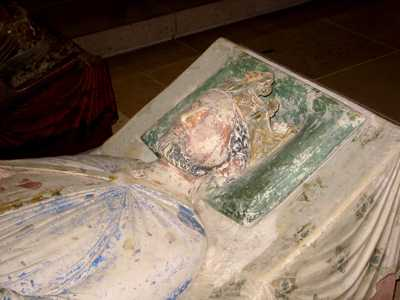 Fontevraud - Richard's effigy