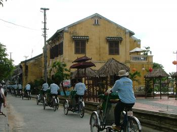 Cyclos in Hoi An