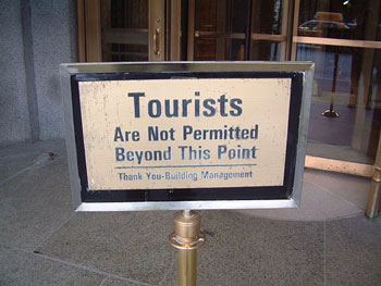 TouristSign