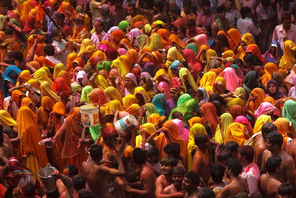 india overwhelmed