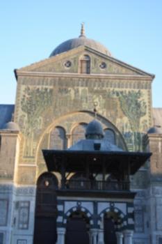 Umayyad Mosque, Damascus Syria
