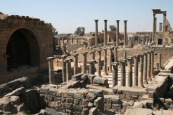 Nabataen Ruins, Bosra
