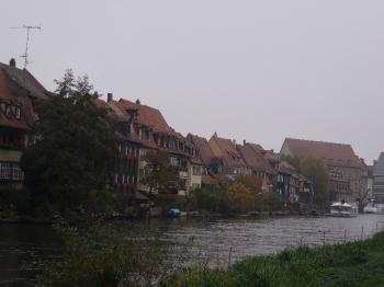 "Bamberg's ""Little Venice"""