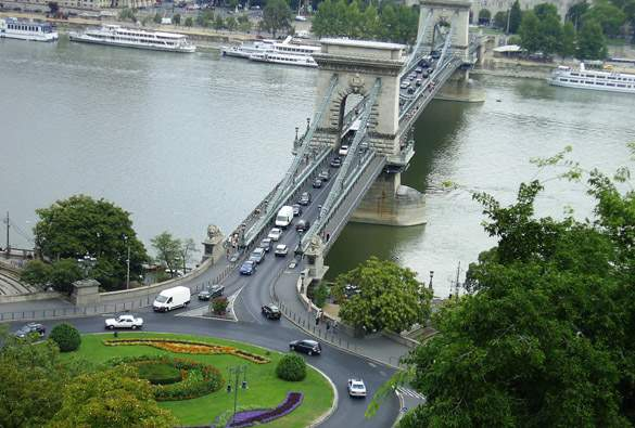 Chain Bridge Budapest