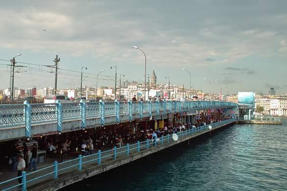 Galata Bridge