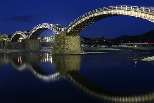Kintai Bridge