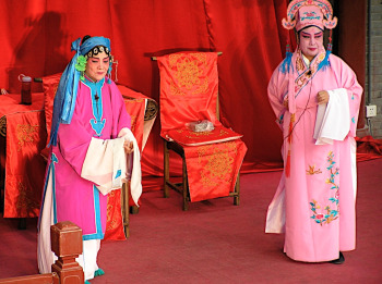 Traditional Peking opera