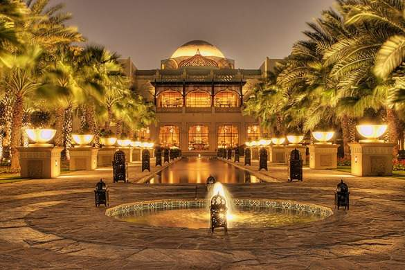 The Royal Mirage Hotel, Dubai