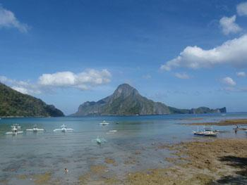 2 El Nido view