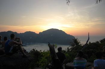 4 Phi Phi lookout