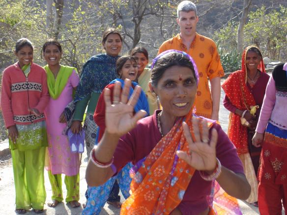 Franz in India