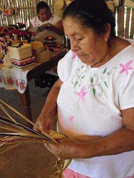 Weaving - Huatulco