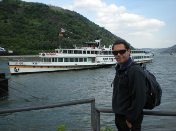 Take a Rhine River Boat Tour to St. Goar Photo Credit: Susan Fogwell