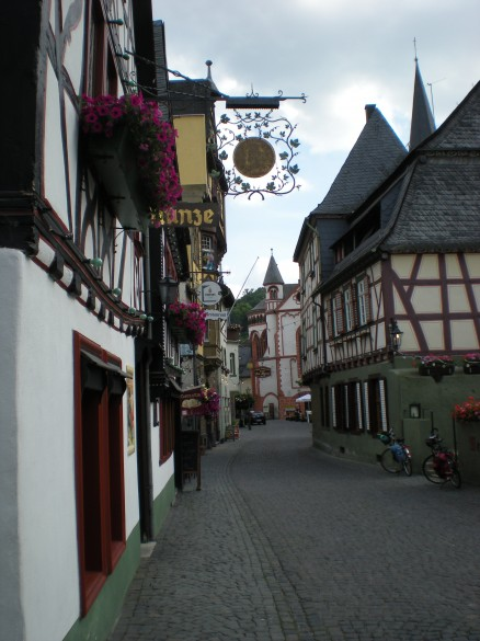 Bacharach's Half-Timbered Houses Photo Credit: Susan Fogwell