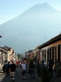 La Antigua, Guatemala.