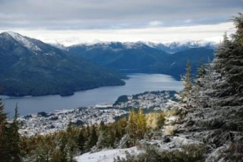 Prince Rupert as viewed from Mount Hays. Photo courtesy of sagmeister.ca