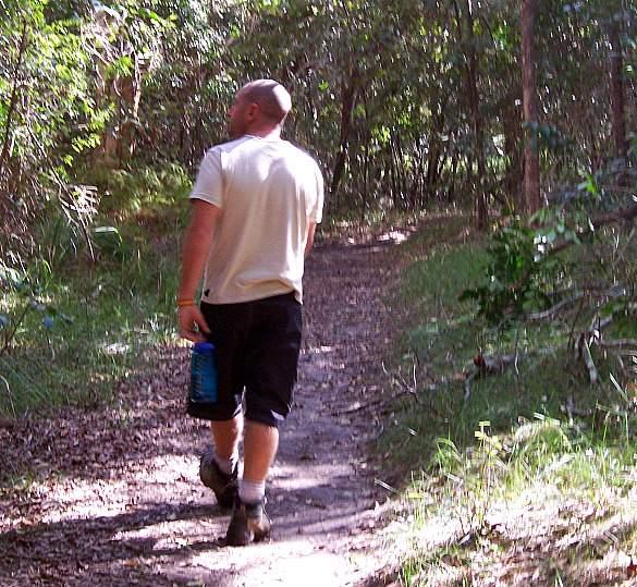 A pilgrim on the path toward fuller awareness