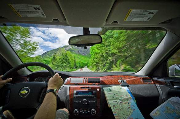 driversmaproad
