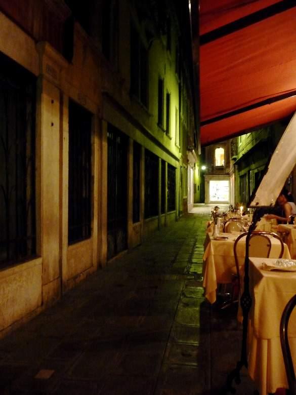 Venice sidestreet