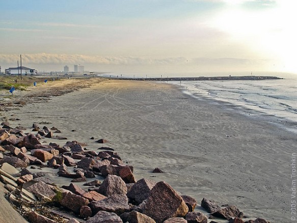 Stewart Beach Galveston Beaches in Galveston to
