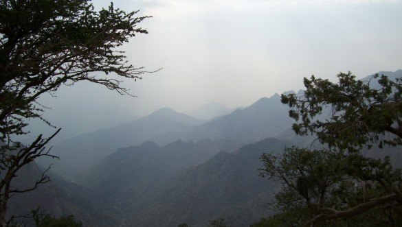 Sarawat mountain range