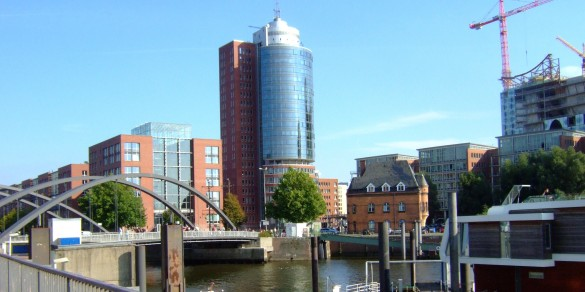 HafenCity  - city of the future