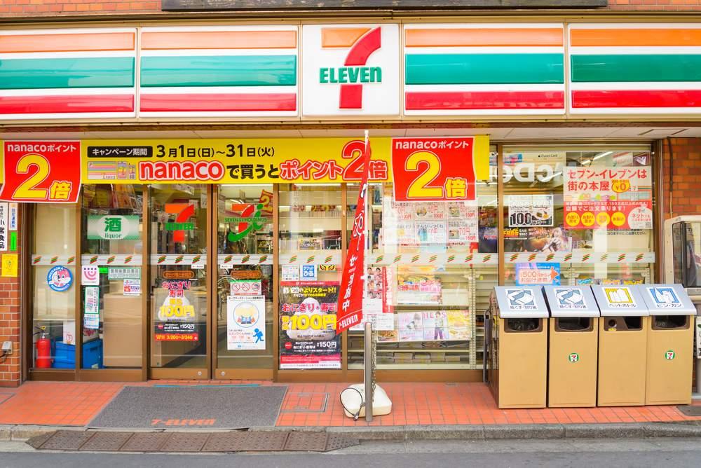 japan 7-11