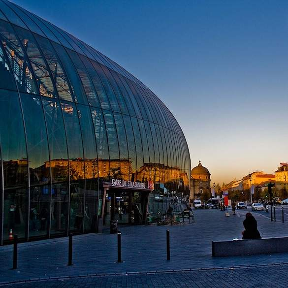11 of the world s coolest train stations bootsnall for K architecture strasbourg