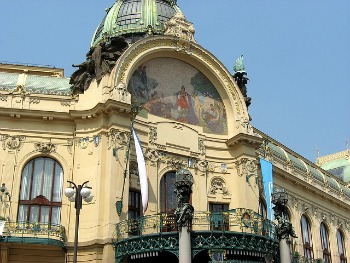 The Worlds Best Cities for Viewing Art Nouveau Art and