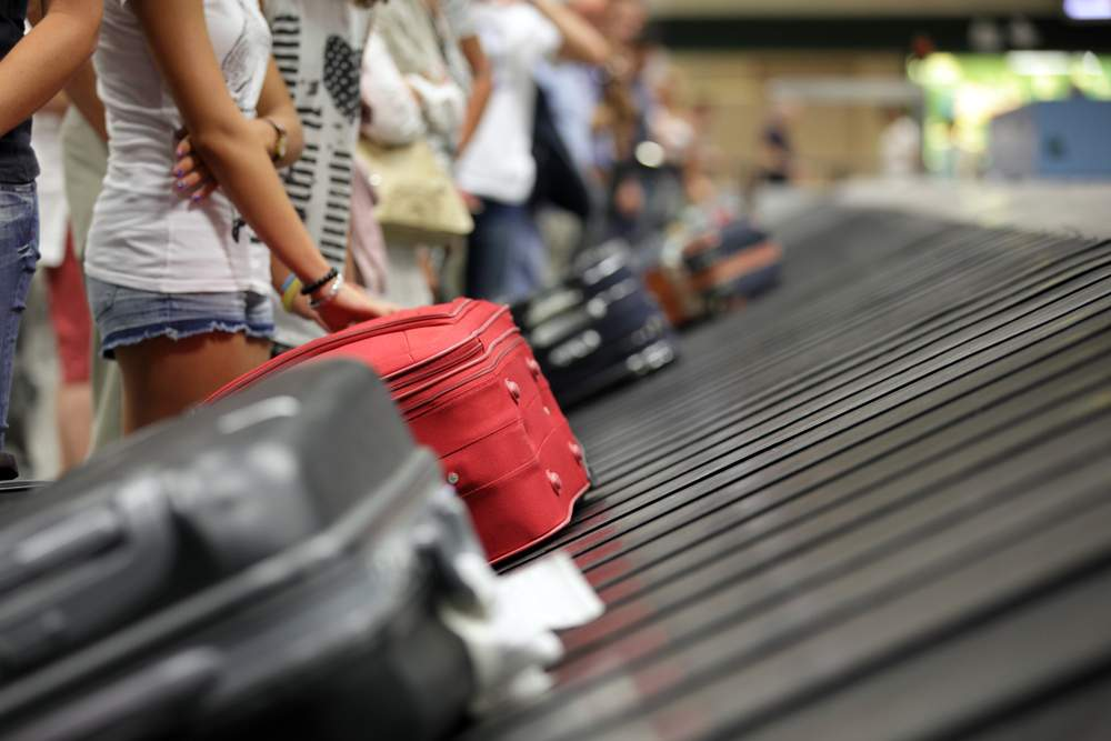 disaster- luggage