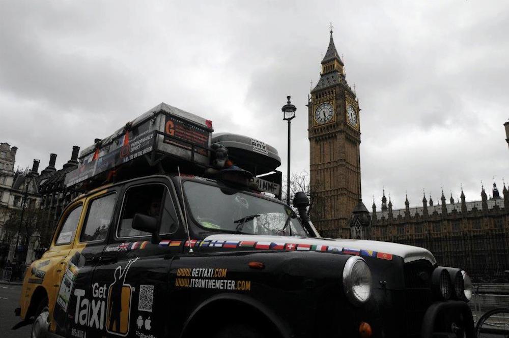 cab london