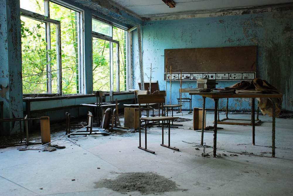 ghost chernobyl