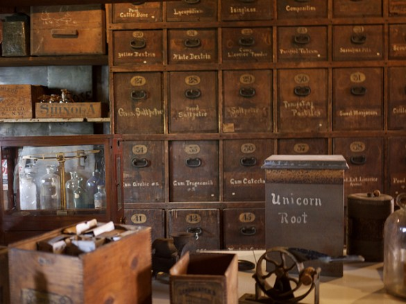Stabler-Leadbeater Apothecary Museum, Alexandria