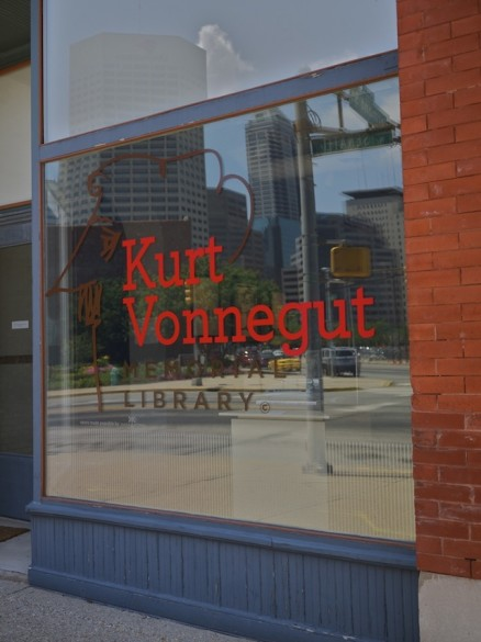 Kurt Vonnegut Memorial Library, Indianapolis