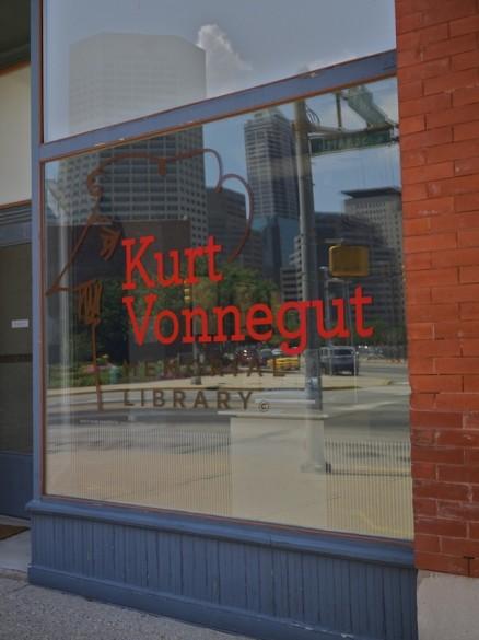 Kurt Vonnegut Memorial Library, Indianapolis
