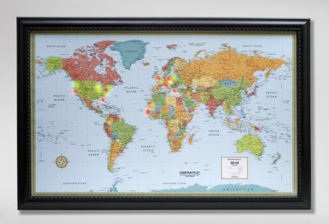 Gift Guide 17 Gifts for Indie Travelers – World Map Gifts For Travelers