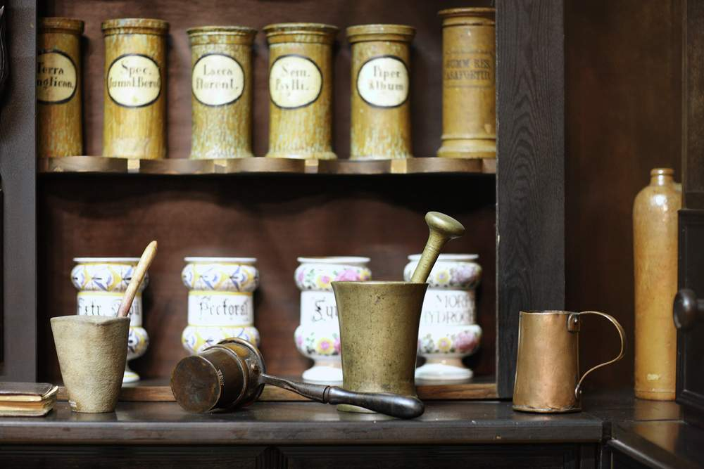museums apothecary