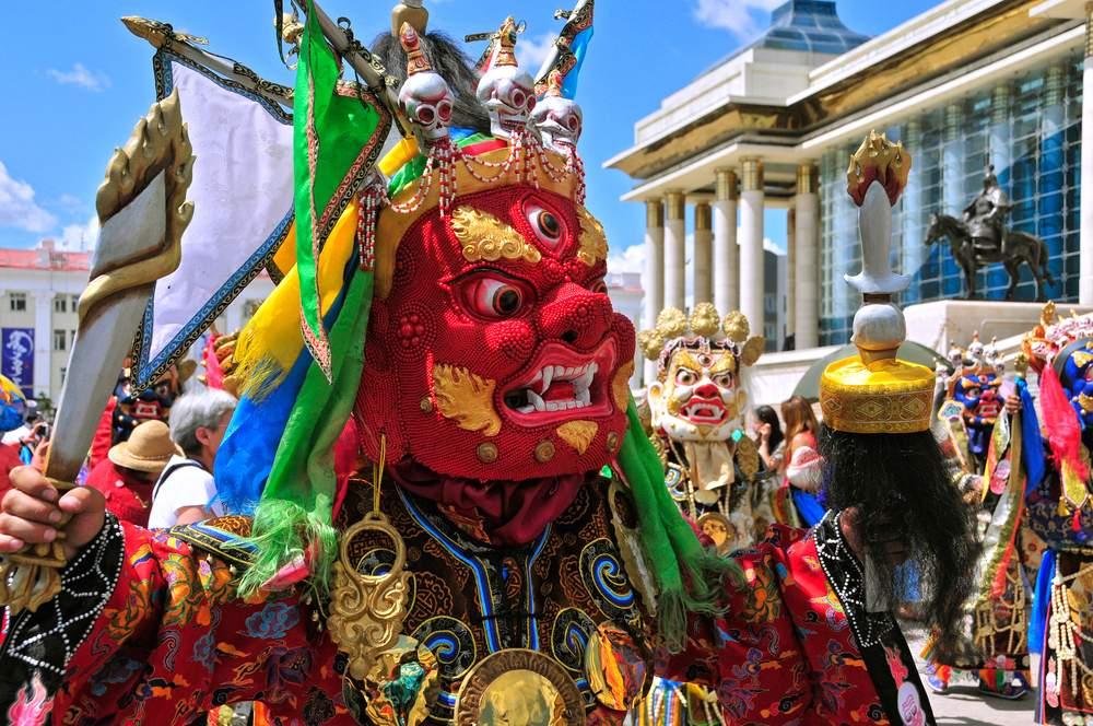 mongolia festival