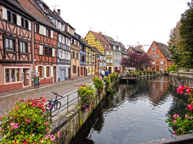 8 Unique And Colorful Small Towns Around The World Bootsnall