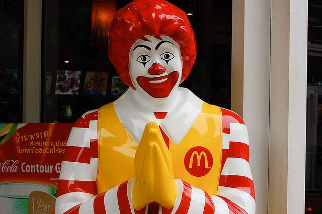 Thailand McDonalds