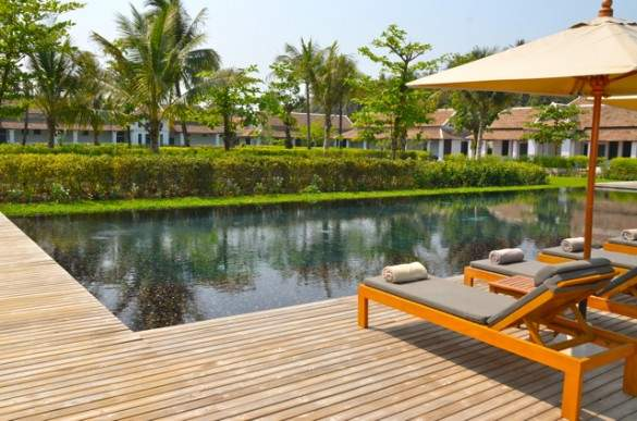 Hotel de la Paix, Luang Prabang