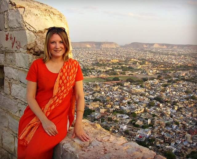 Travel in India - Mariellen Ward 1