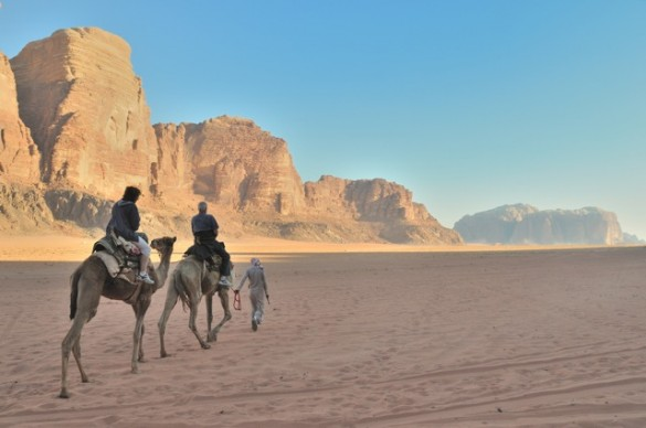 In the Shadow of Petra, Wadi Rum Beckons | BootsnAll