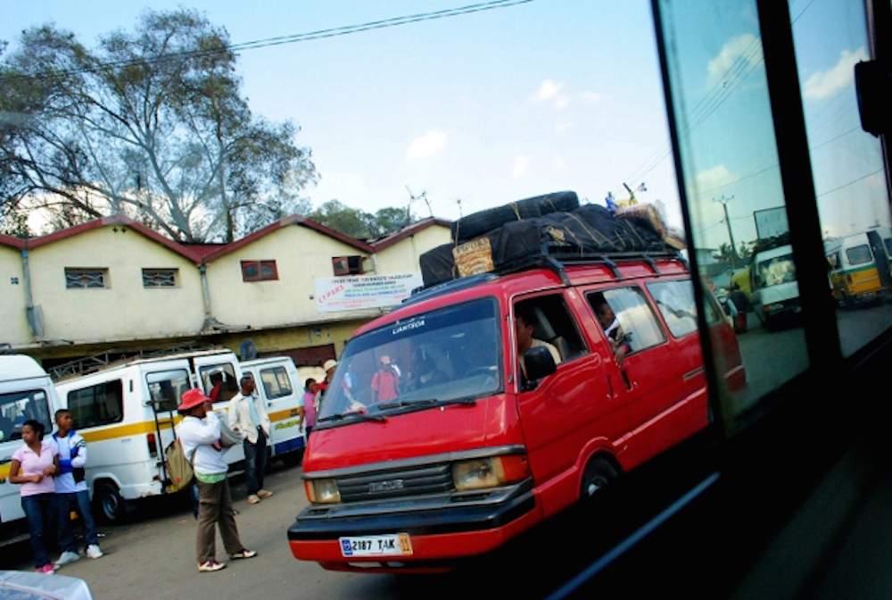 madagascar Taxi-brousse