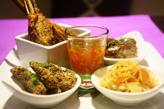 Luang Prabang specialities