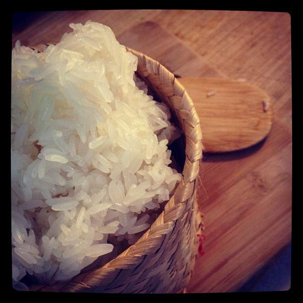 Sticky rice2